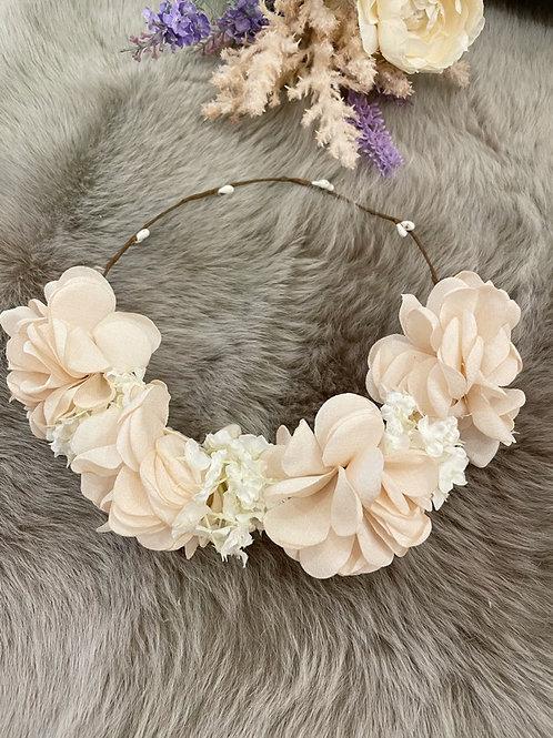 Flower Crown Nude