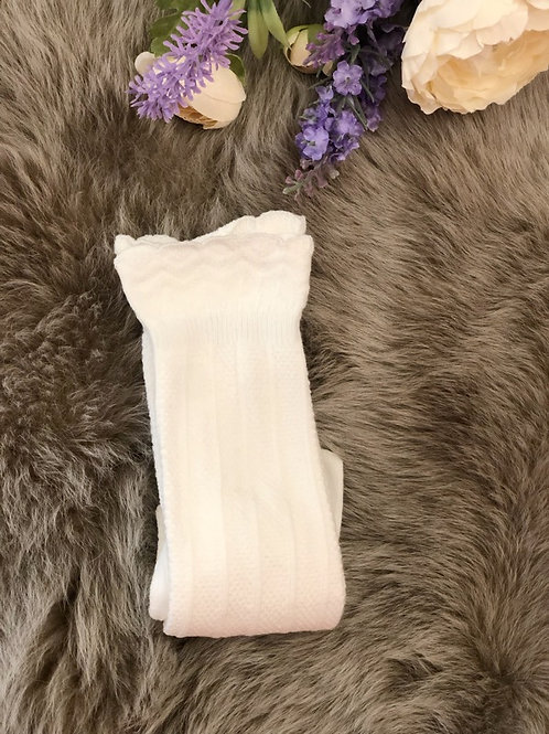 Amour Knee High Ivory