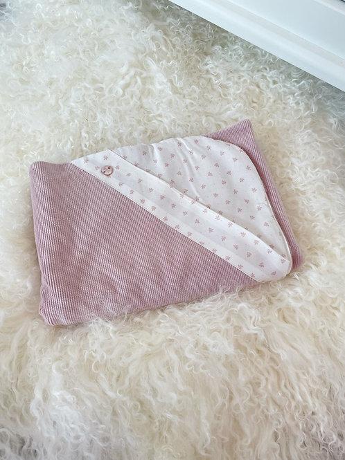 Paz Blanket Dusty Pink