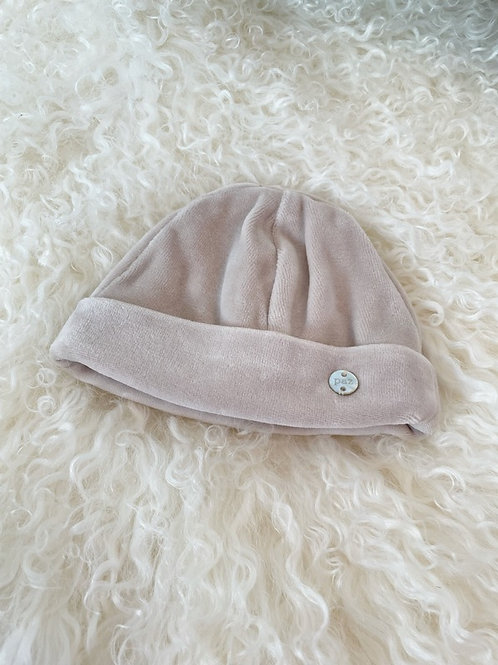 Paz Baby Hat Taupe