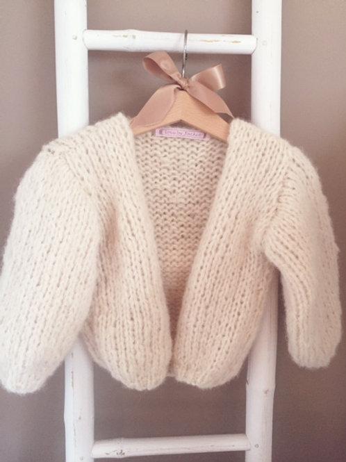 Knitwear Cardigan Cream