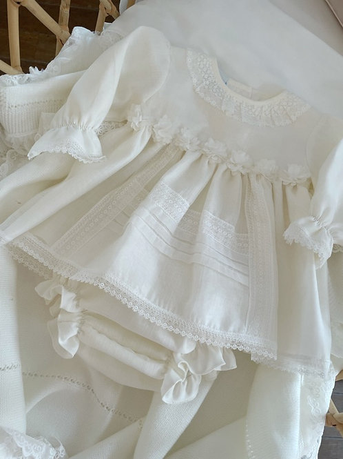 Dress set Granlei Ivory