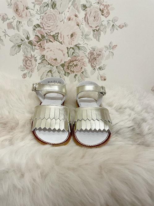 Gold Boho Sandals