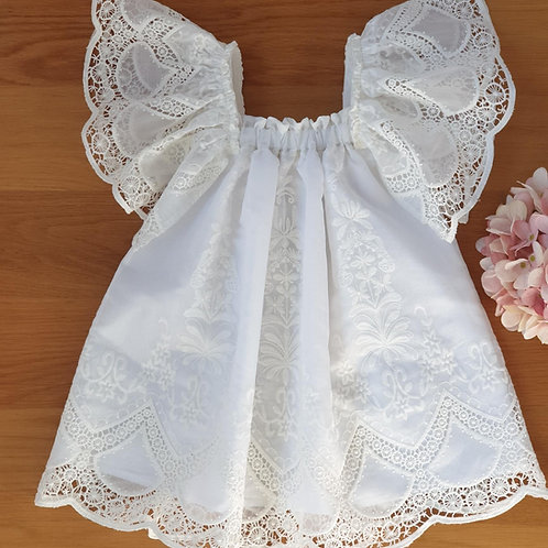 Dress Lace Embroidery