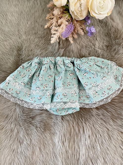 Bloomer Floral Mint
