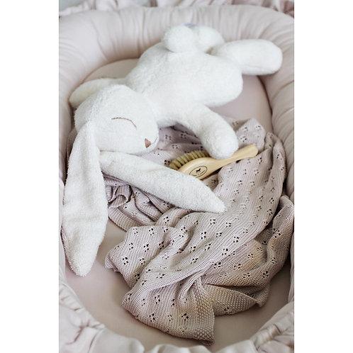 Bamboo Blanket Powder Pink