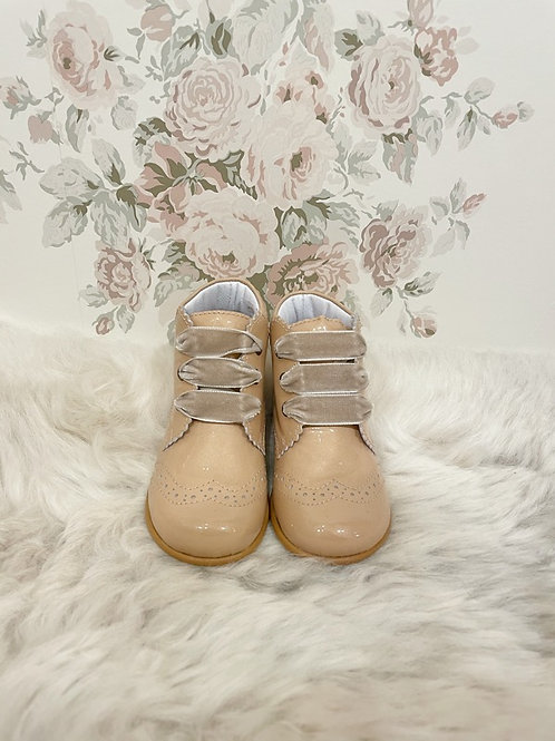 Boots Agnes Nude