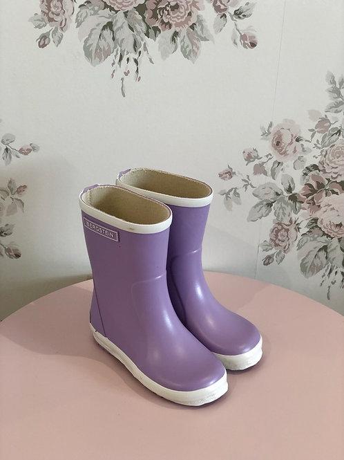 Rain Boots Lilac