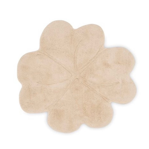 Clover Rug Small Beige