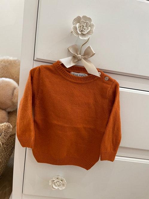 Malvi Sweater Brique