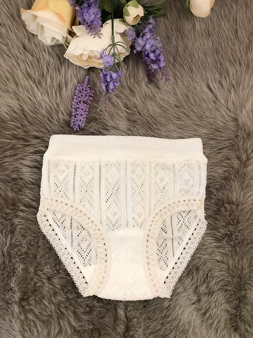 Ivory Ajour Knickers
