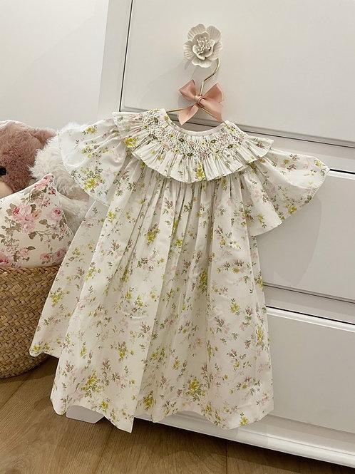 Dress Floral Lime