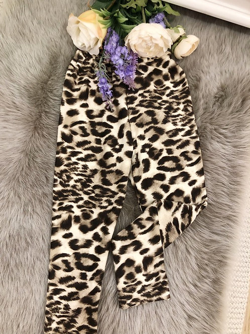 Leggings Leopard