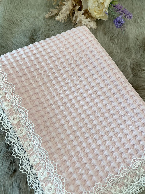 Baby Blanket Baby Pink