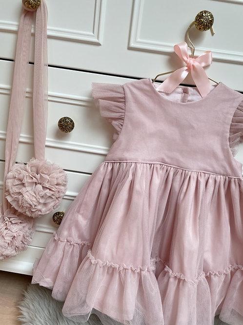 Dress Blush Tulle