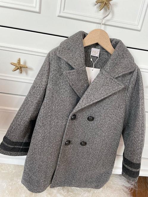 Paz Coat Grey