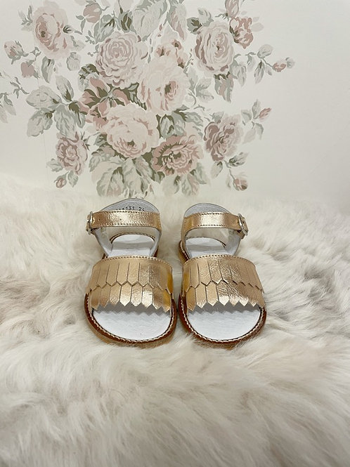 Rose Boho Sandals