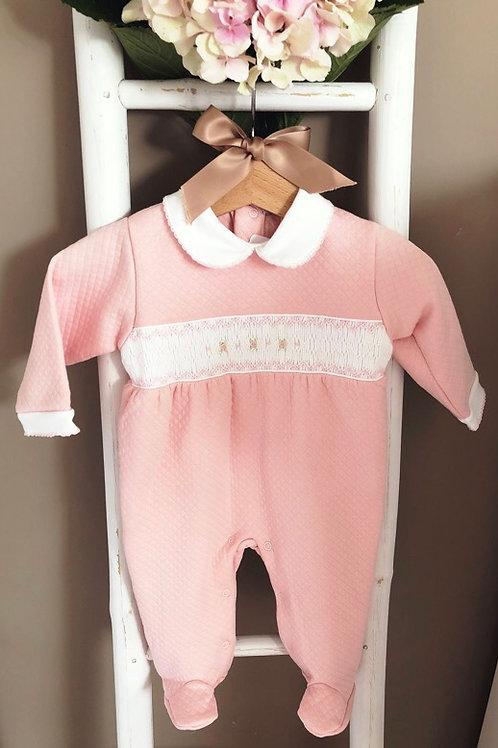 Pyjamas Quilted Pink