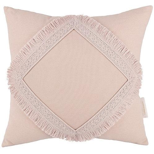 Lace Pillow powder Pink