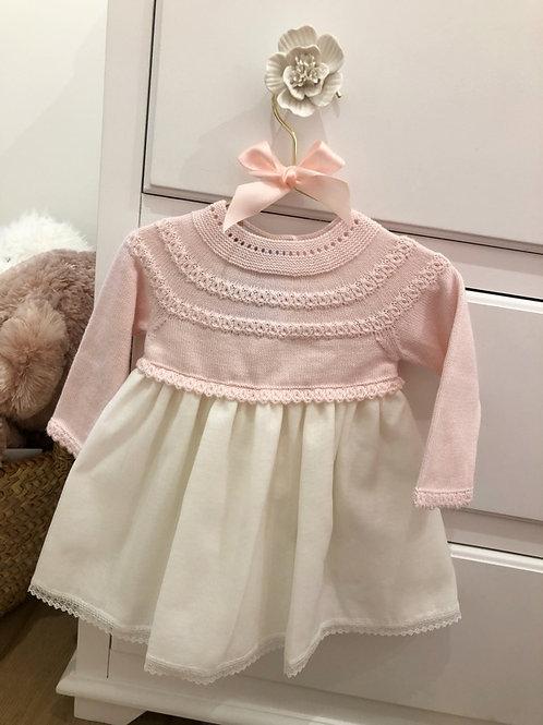 Dress Audrey Soft Pink