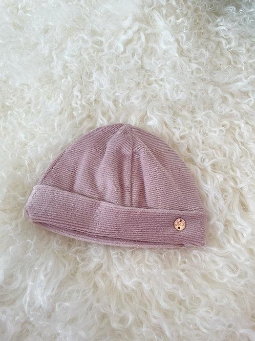 Paz Baby Hat Dusty Pink