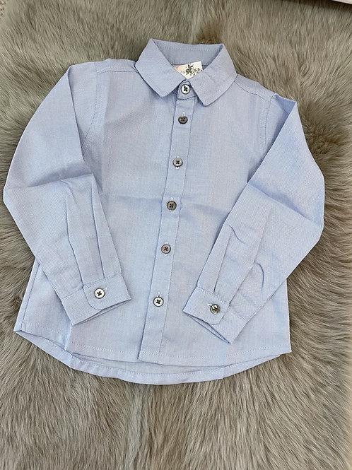 Malvi Shirt Blue