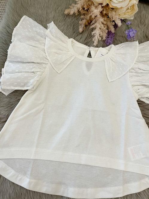 Shirt Ivory Papillon