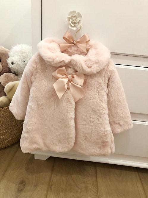 Coat Grace Nude Pink