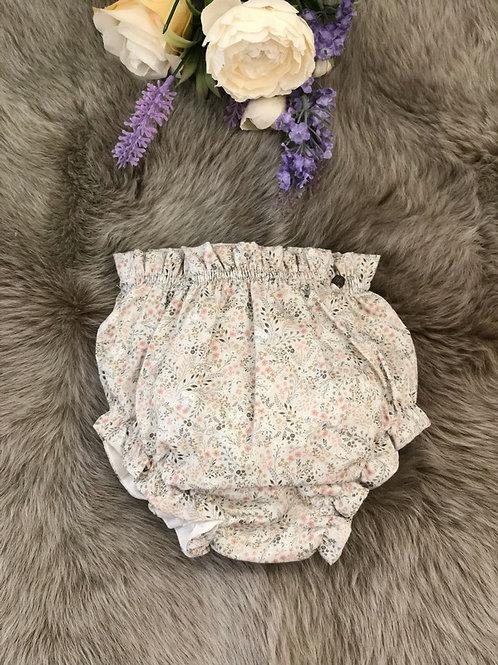 Bloomer Floral Grey