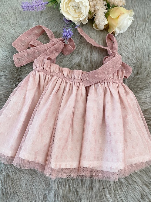Top Tulle Pink