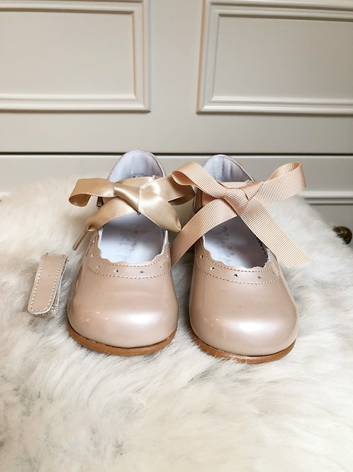 Rosé Carlotta Shoes