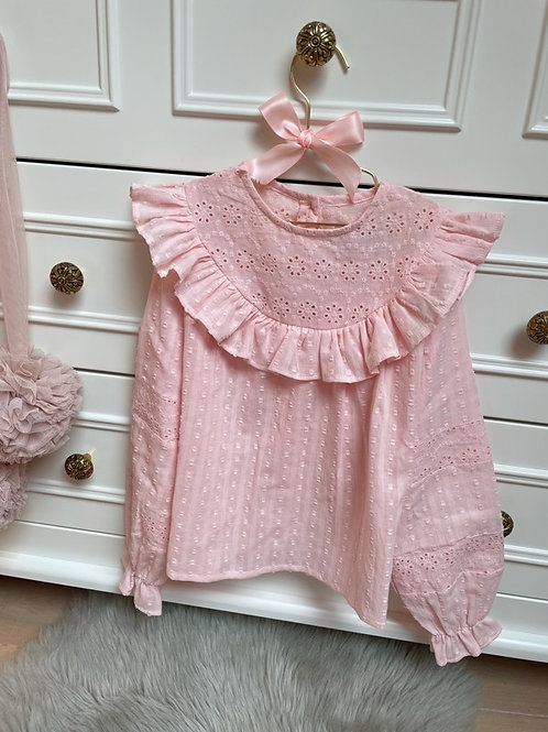 Blouse Lily Pink