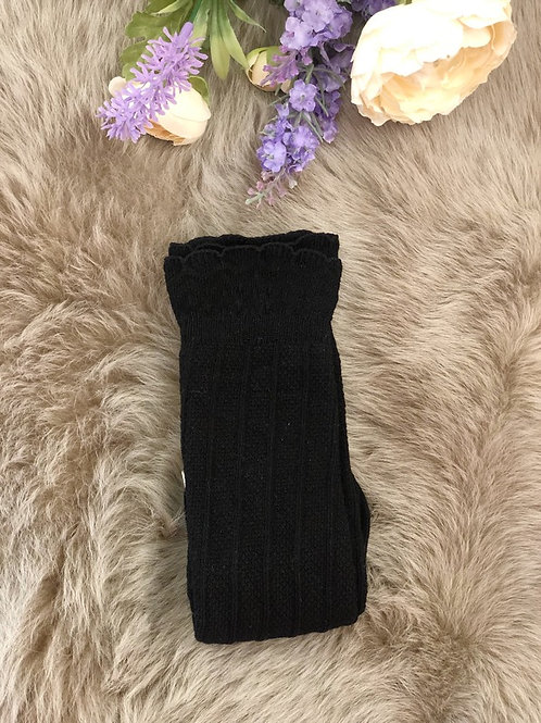 Amour Knee High Black