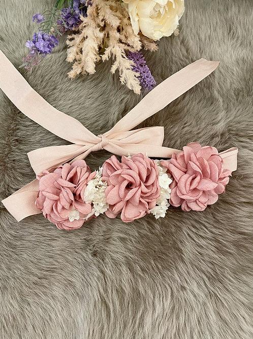 Flower Belt Pink
