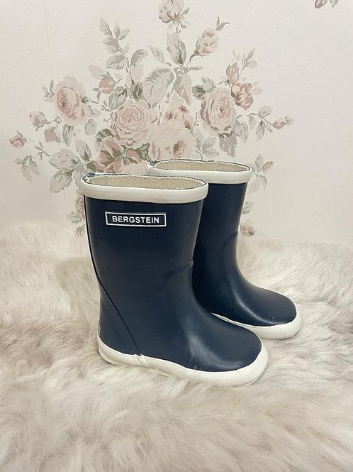 Rain Boots Navy
