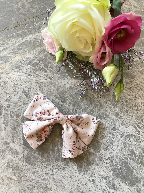 Bow Floral Nude