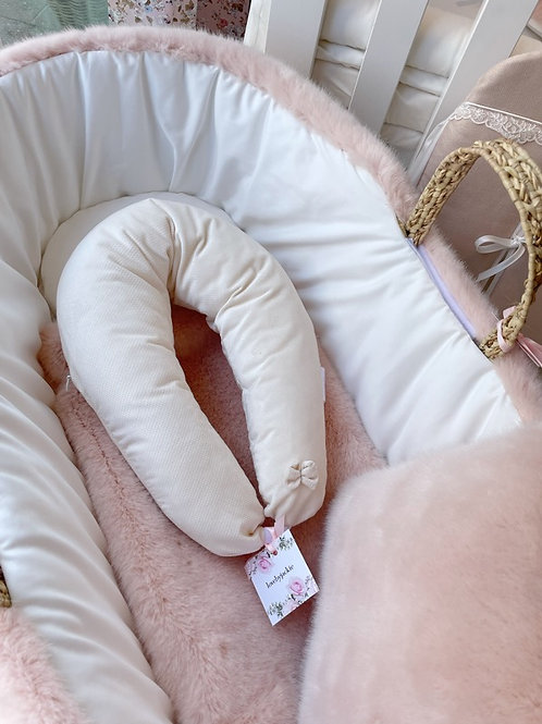 Ivory Baby Cushion