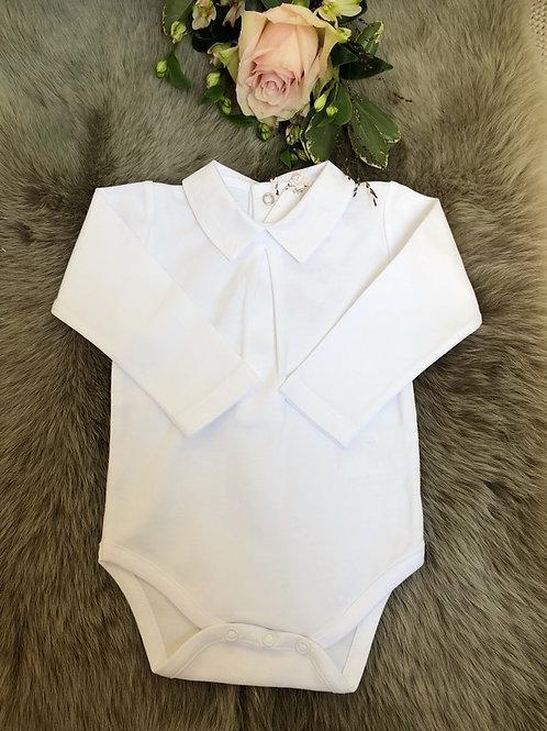 Body White Classic Collar