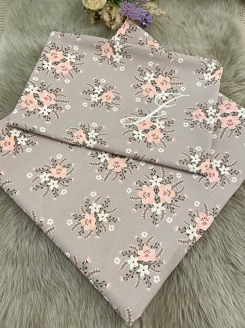 Personalised Floral Duvet Cover