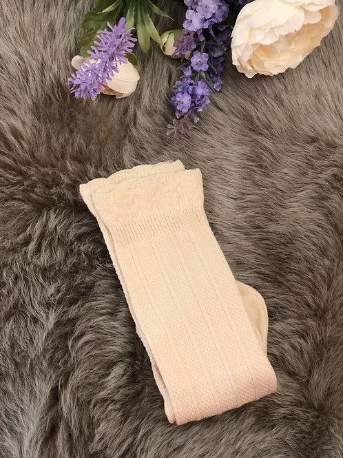 Amour Knee High Beige