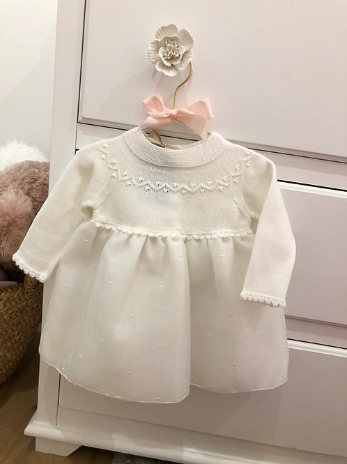 Dress Amy Ivory