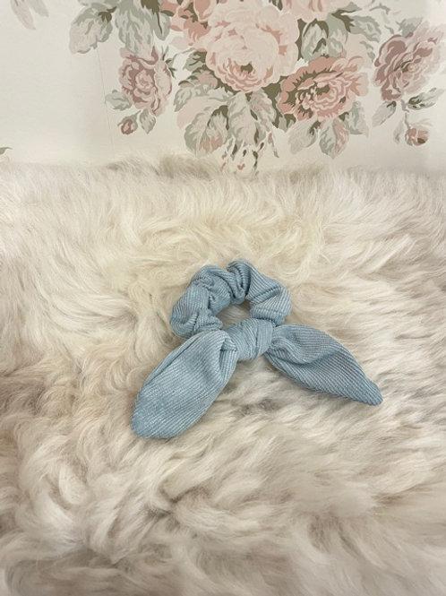 Scrunchie Velvet Blue