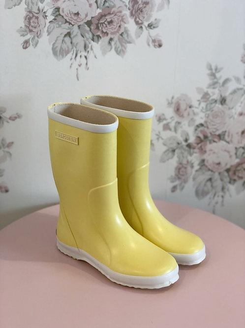 Rain Boots Lemon