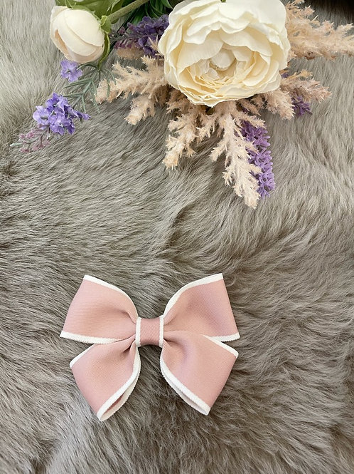 Butterfly Pink Bow