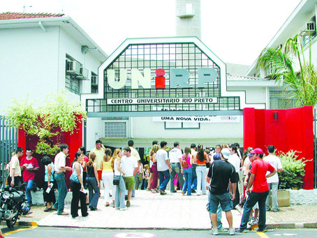 Unirp economiza mais de R$ 43 mil mensais com troca de luminárias