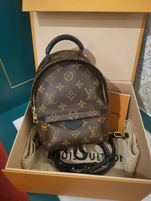 BNIB Louis Vuitton LV Palm Springs Mini Backpack