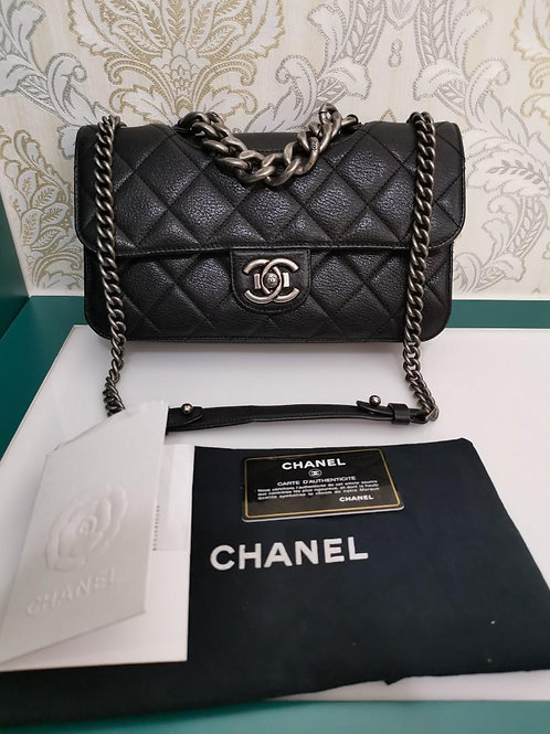 #21 Like New Chanel Perfect Edge Flap