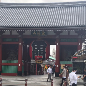 東京最高のお寺「浅草寺」