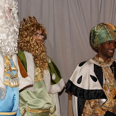 Fiesta de Reyes - Sala Greca