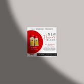 Fully Seasoned New Flavor Alert Flyer